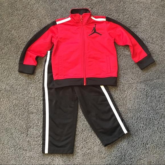 1cb23486c1b Nike Matching Sets | Air Jordan Toddler Track Suit | Poshmark